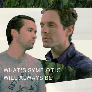 WHAT'S SYMBIOTIC WILL ALWAYS BE