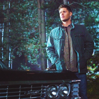 Dean Winchester, the fighter