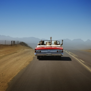 ultimate roadtrip playlist