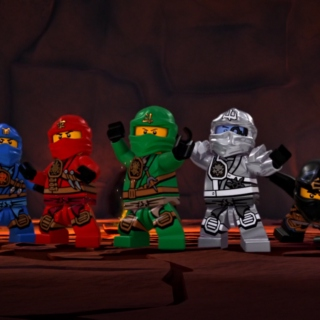 Battle Cry! (a Ninjago playlist)