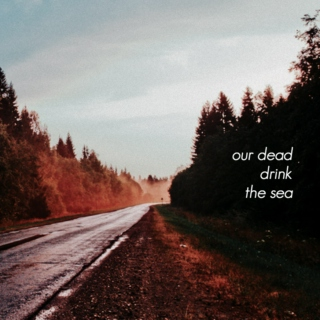 our dead drink the sea
