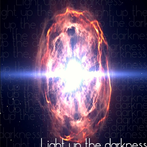 You Light Up The Darkness