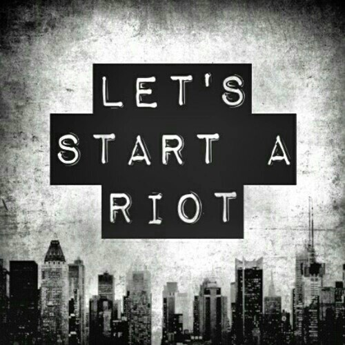 we are the riot