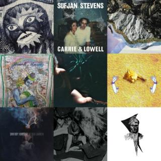 Top 9 Albums of 2015