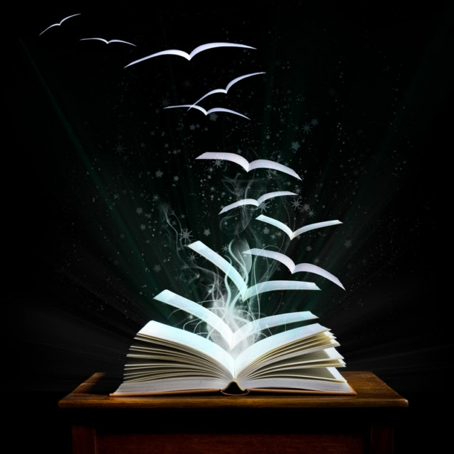 Big books, they remind me of you...