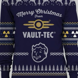a very Fallout Christmas - for Jon!