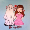 The Ghost and The Real Girl