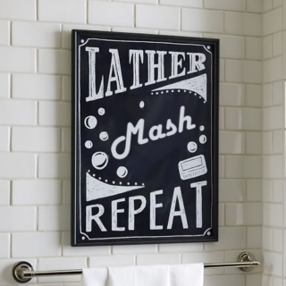 Lather, Mash, Repeat