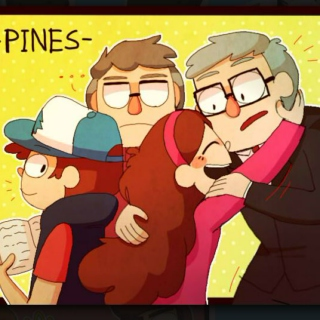 Pines' Stick Together