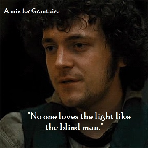 No One Loves the Light Like the Blind Man