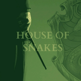 house of snakes