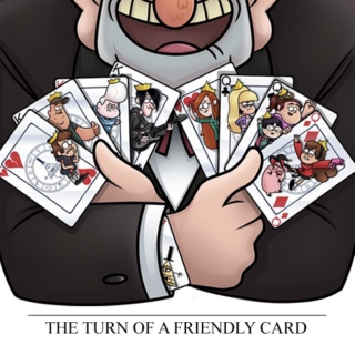Turn Of A Friendly Card