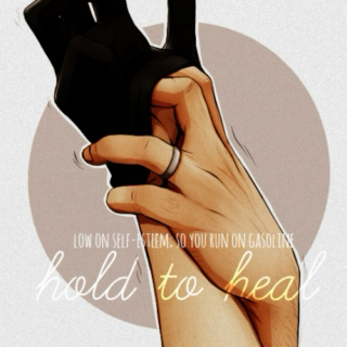 hold to heal