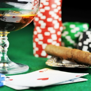 Whiskey,Poker and Blues