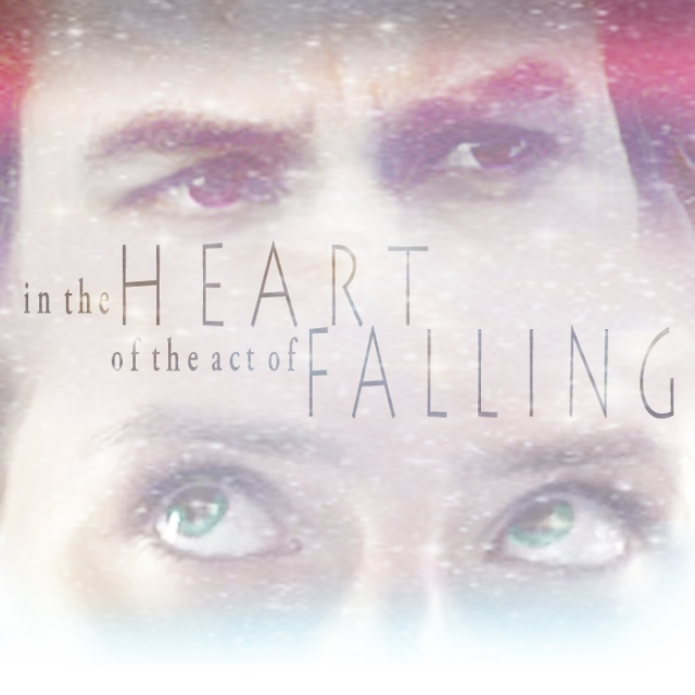 in the heart of the act of falling