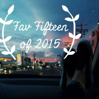 Fav Fifteen Songs of 2015