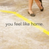 you feel like home.