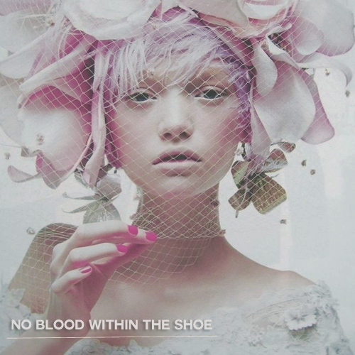 no blood within the shoe