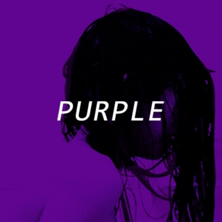 but you decided purple wasn't for you;