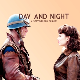 Day and Night - A Steve/Peggy Fanmix