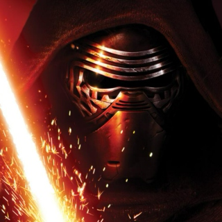 Kylo Ren by Spotify