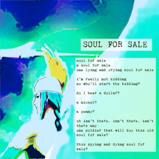 Soul For Sale