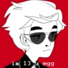 im 13 u egg || dave strider mix