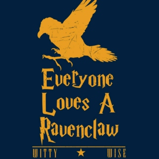 Ravenclaw All the Way