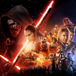 ★ The Force Awakens ★