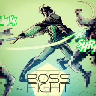 BOSS FIGHT: SUPERVILLAIN