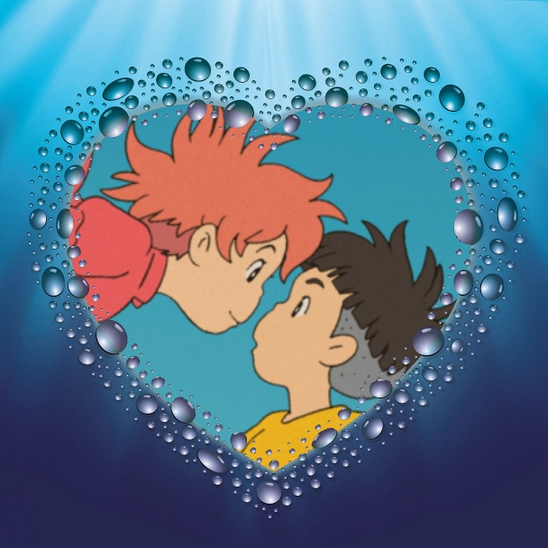 honey and the bee // a Ponyo Mix