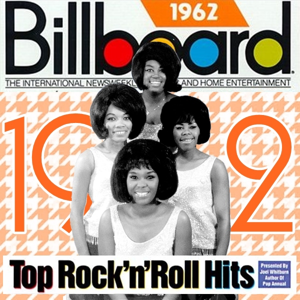 Number One Songs of 1962 - Billboard Hot 100 - YouTube