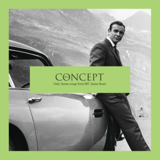 Concept #01 - Only 007 Themes Songs