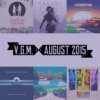 VGM August 2015 [OSTs]
