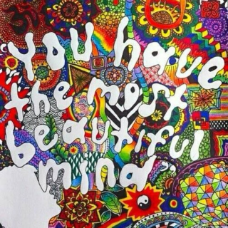 you have the most beautiful mind