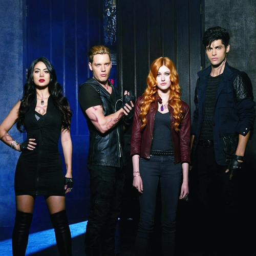 we're shadowhunters