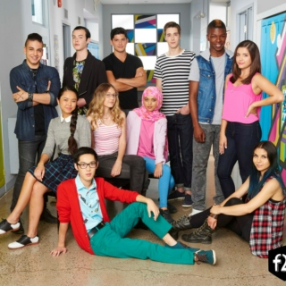 Music from Degrassi: Next Class