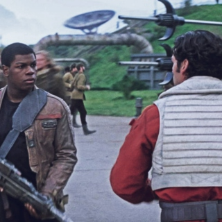 Finn and Poe's Adventure Soundtrack of Love