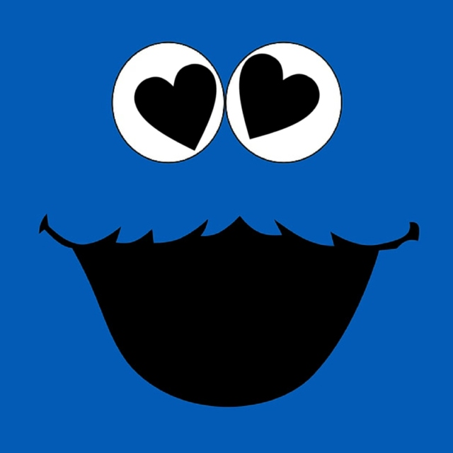 for my cookie monster