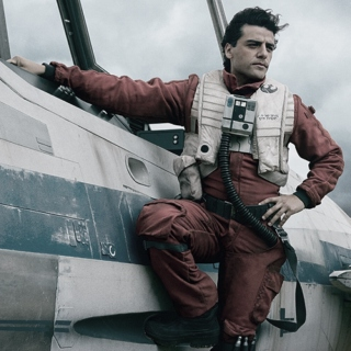 starry-eyed and inveterate ○ a poe dameron mix
