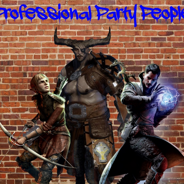 Professional Party People