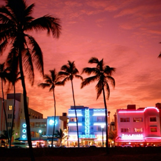 Destination Playlist: South Beach