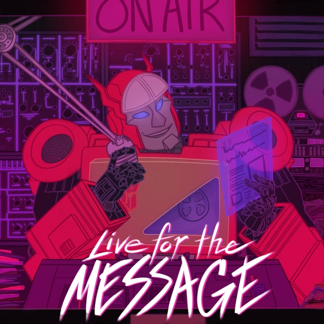 Live for the Message