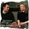 The Ethics of Home Economy (Jeff/Britta)