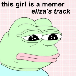this girl is a memer