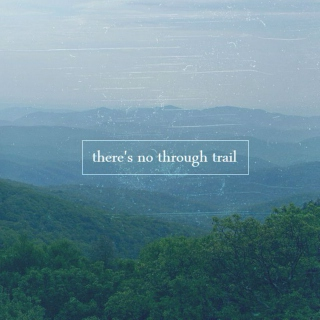 there's no through trail