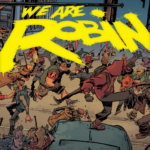 We are... Robin