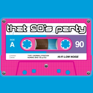 that 90's party