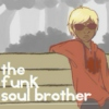 the funk soul brother :.