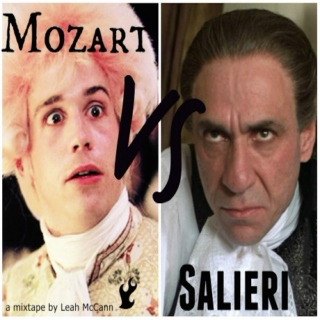 Mozart VS Salieri Mixtape || ELA IB Project